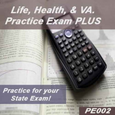 Life, Health & V.A. Practice Exam Plus