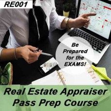 Real Estate Appraiser Pass Prep Course